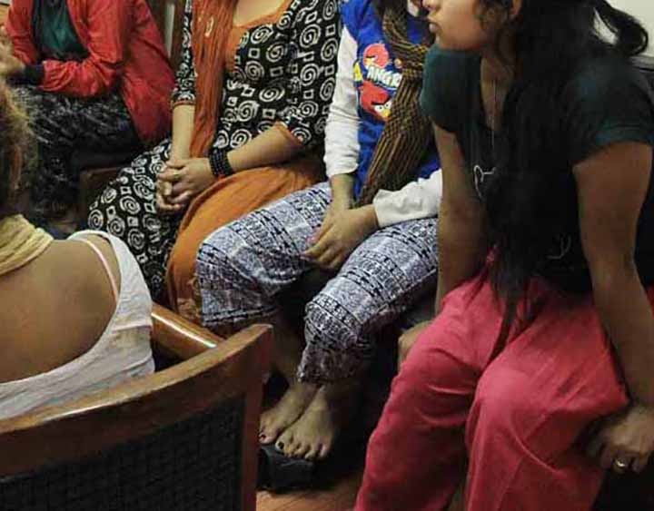 Police rescue two Nepali women from captivity in India