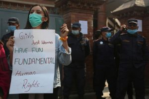 Nepal Plans to Limit Women's Travel for Work, Again
