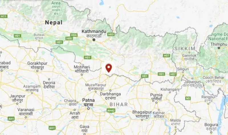 Seven girls missing from Mahottari found in India