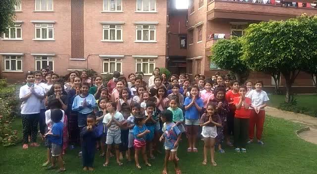 Video Greetings from Maiti Nepal